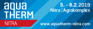 Pozvánka na veľtrh Aquatherm Nitra
