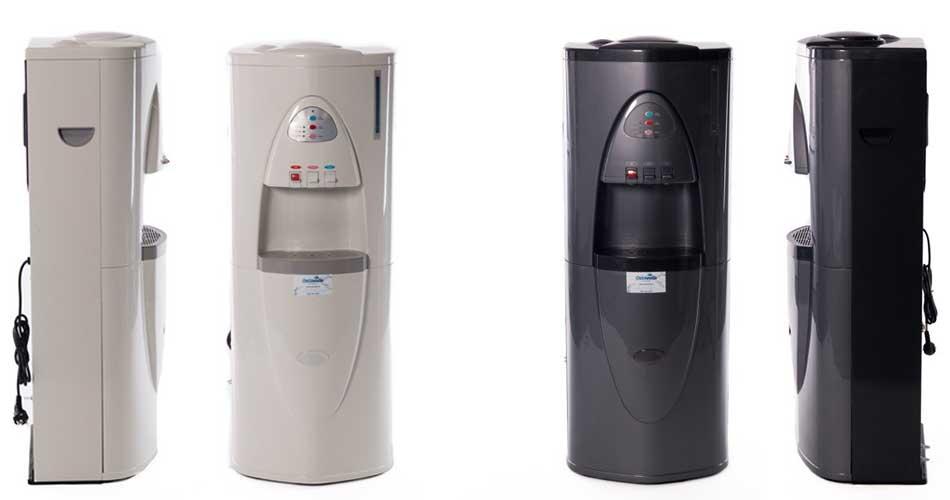 Automat na pitnou vodu ve dvou provedeních