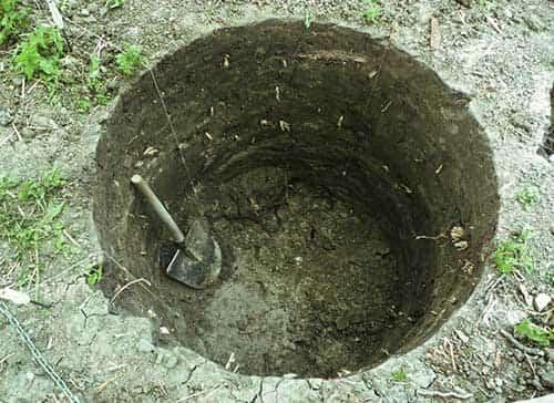 Budovanie studne