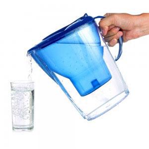 Filtračná kanvica na vodu