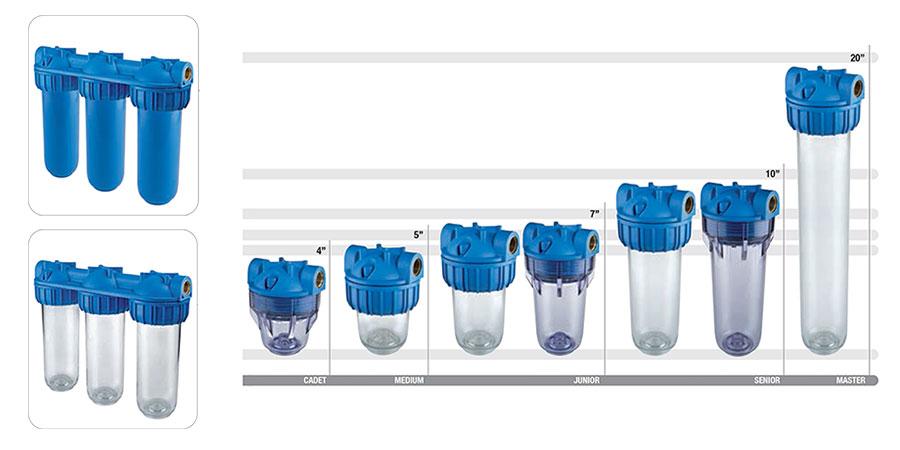 Filtry na studenou vodu Atlas Filtri