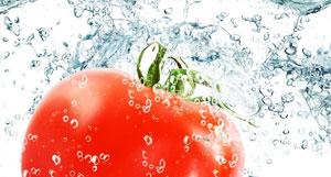 Potraviny a vody