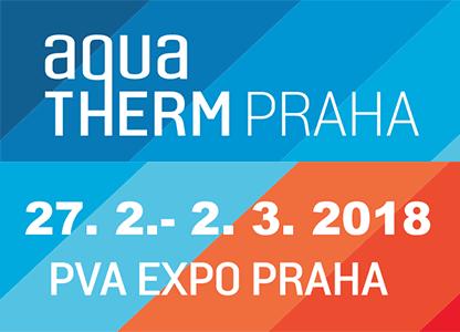 Medzinárodný veľtrh Aqua Therm Praha