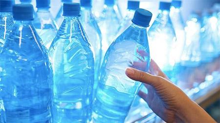 Test balených pitných vod