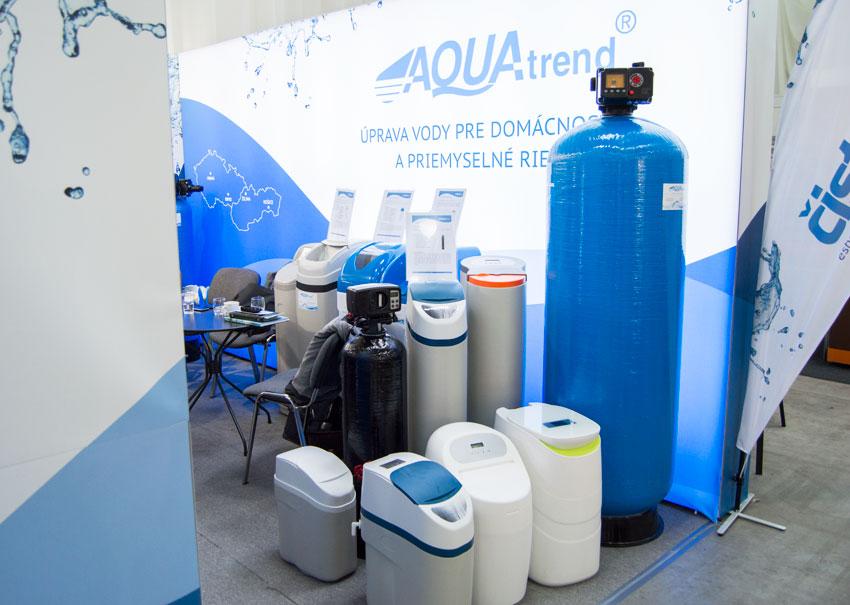 Prezentácia filtrov na vodu
