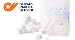 Tabletovaná sůl s dopravou za nejlepší cenu