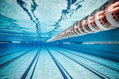 Úprava vody v bazéne