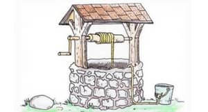 Vlastní studna jako zdroj vody
