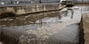 Viditelné znečištění vody