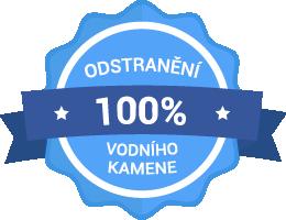 100% účinnosť změkčovačů vody