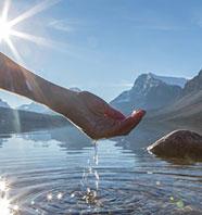 Úprava vody - nízke pH vody, živá voda