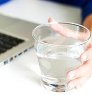 Úprava vody - pitný režim ve firmě