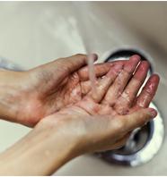 Rozbor vody - voda dráždi pokožku
