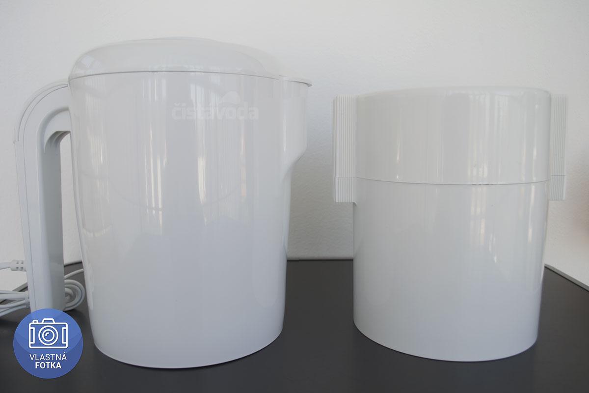 Porovnanie ionizátor vody aquator classic a aquator mini classic