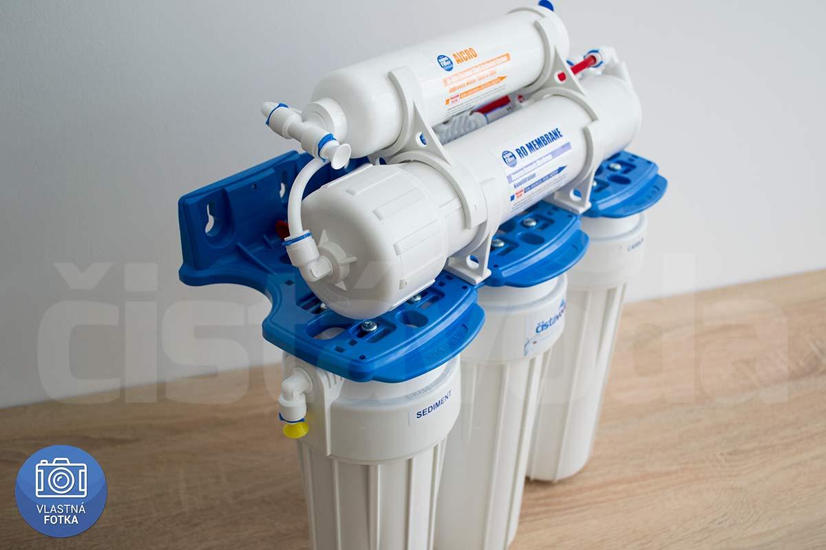 5-stupňová reverzná osmóza Aquafilter