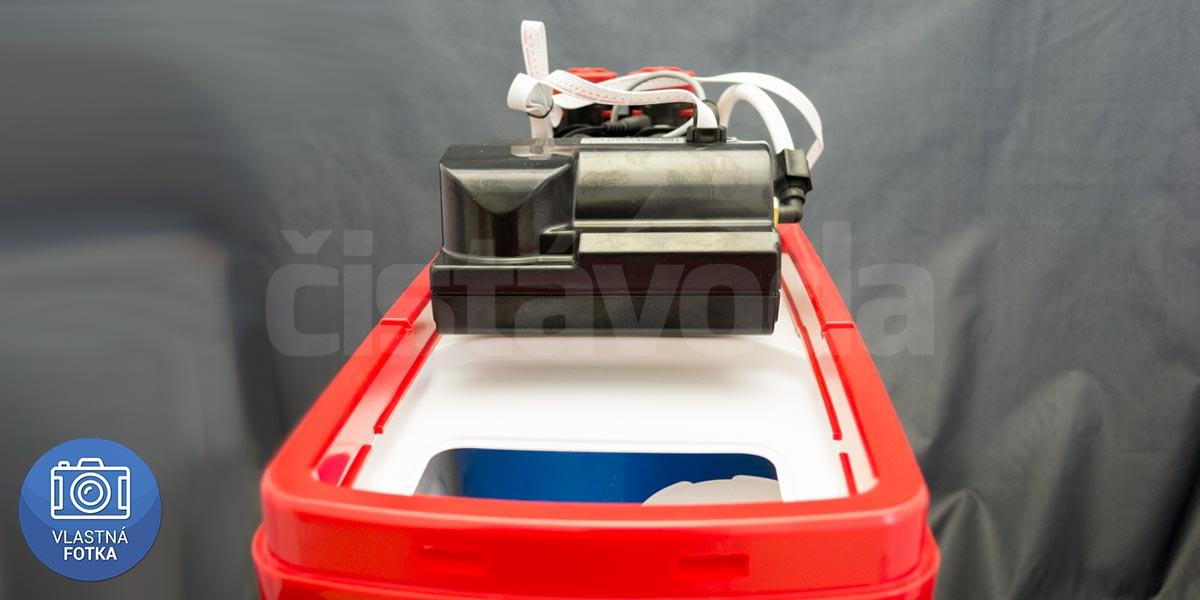 Riadiaca hlavica filtra na dusičnany AQ BNT 22