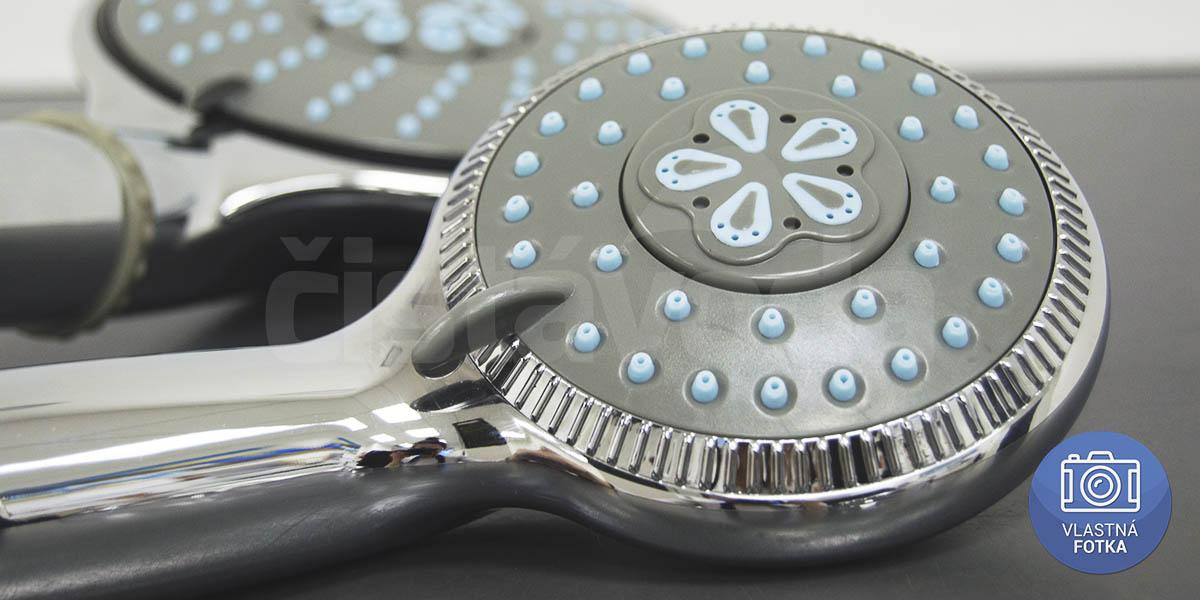 Filtračná sprchová hlavica FSHS-5-C detail