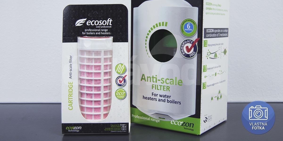 Filtračná náplň ECOZON 200