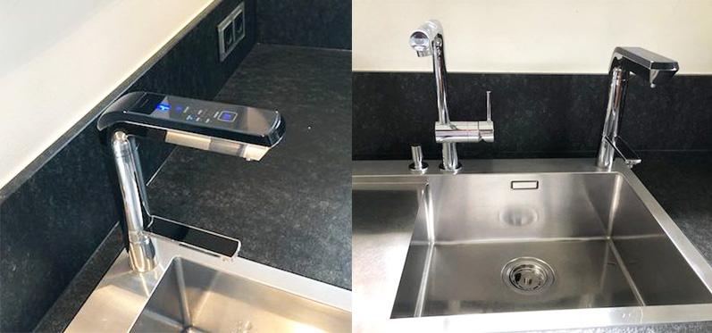 Inštalácia ionizátora vody Aquaion Elegance