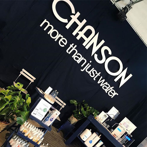 Ionizátory vody Chanson