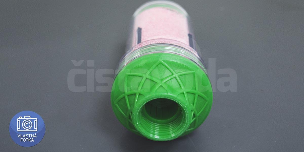 Práčkový filter na vodu Ecozon 100 pripojenie