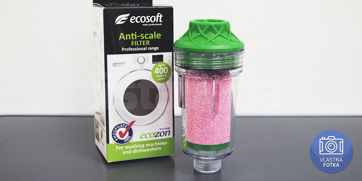 Práčkový filter na vodu Ecozon 100