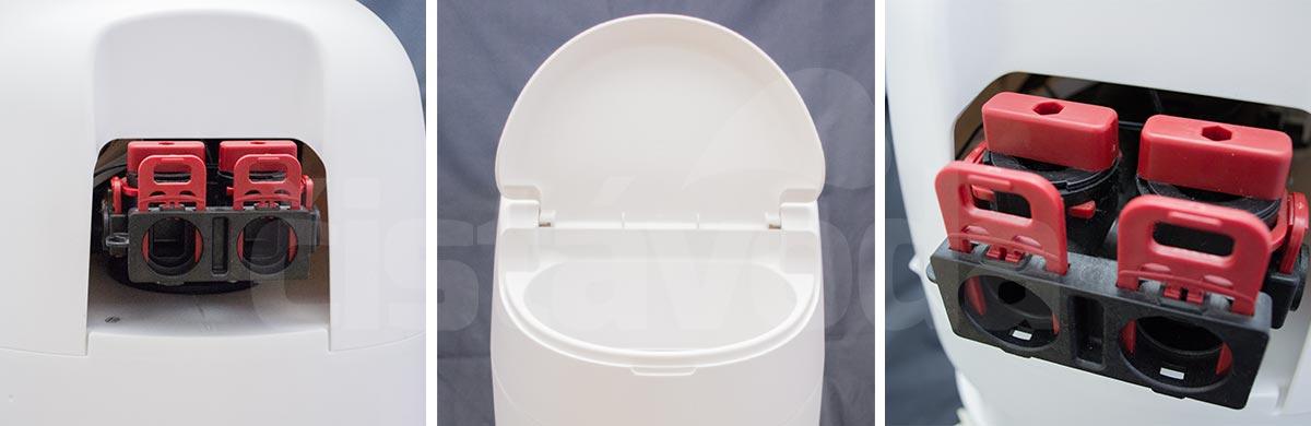 Připojení a údržba změkčovače vody AQ BNT Exclusive