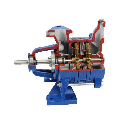 Povrchové čerpadlo na čistú vodu SIGMA 20-SVA-1 konštrukcia