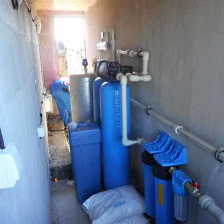 Realizácia úprava vody ecomix Višňové