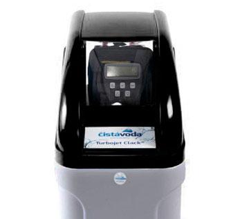 Zmäkčovač vody Turbojet Clack Carbon