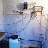 Realizácia - dezinfekcia vody Nesluša