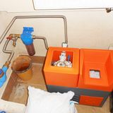 Zmäkčenie vody farnosť Martin