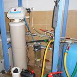 Realizácia - zmäkčenie vody ARENA Gaborik