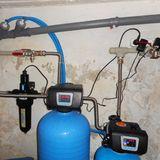 Realizácia - úprava vody vo firme AGROLENT