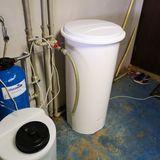 Realizácia - zmäkčenie vody a odstránenie dusičnanov