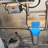 Zmäkčenie vody a UV sterilizácia