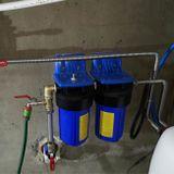 Realizácia - zmäkčenie vody a uhlíková filtrácia Voderady