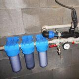 Realizácia - zmäkčenie vody a UV dezinfekcia