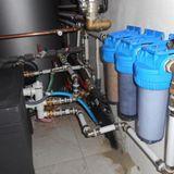 Realizácia - bezelektrické zmäkčenie vody