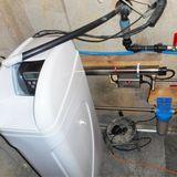 Realizácia - zmäkčenie vody a UV sterilizácia