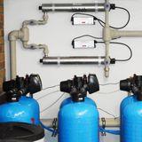 Realizácia - úprava vody v hoteli Malvazia