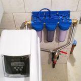 Realizácia - zmäkčenie vody Galanta