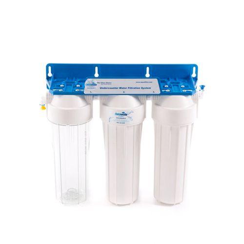 3-stupňový základný filter na vodu FP3-2