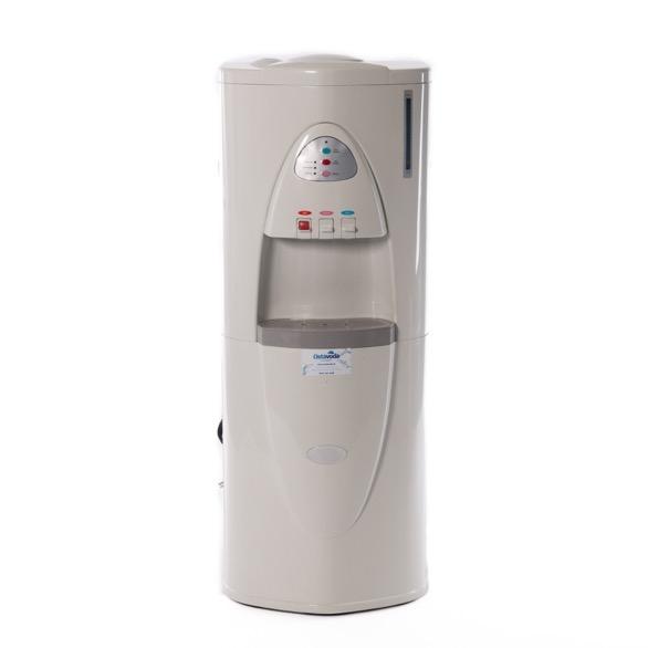 Automat na pitnú vodu biely