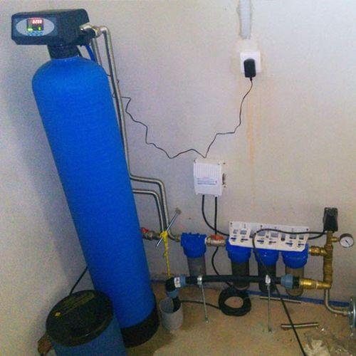 Realizácia - odželeznenie vody Nové Zámky