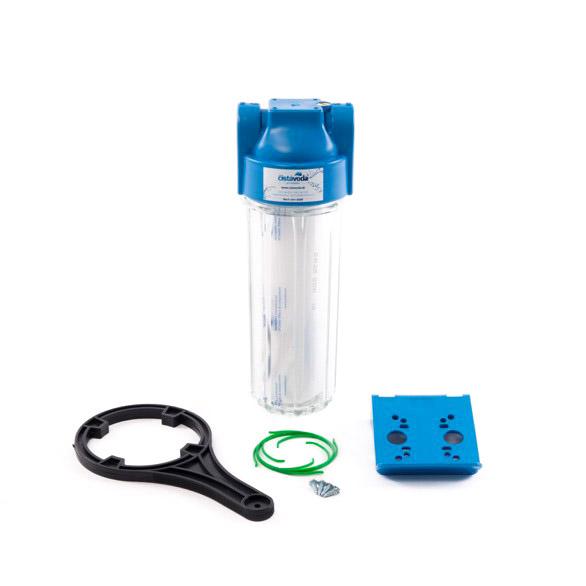 Potrubný filter na vodu Aquafilter 10