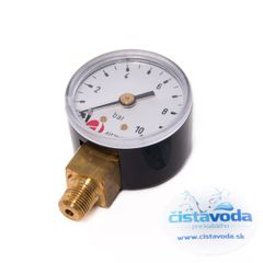 Manometer Cintropur NW25 a NW32 (0-10 bar)