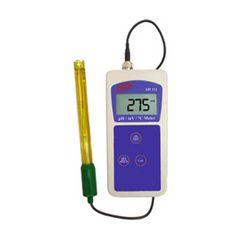 Prenosný kompaktný pH a ORP meter AD111