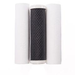 Sada 3 filtračných vložiek Aquafilter