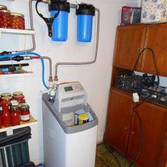 Zmäkčovač Ecowater + BigBlue